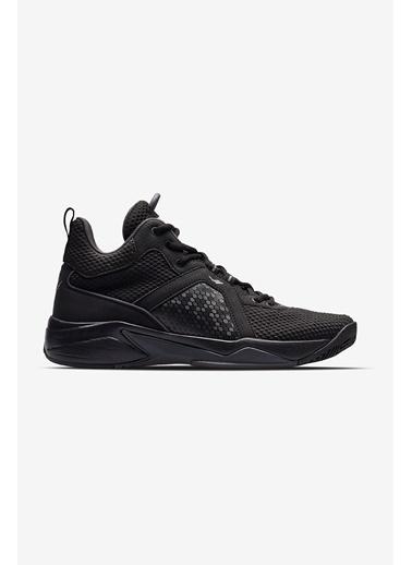 Lescon Galaxy Siyah Erkek Basketbol Ayakkabısı Siyah